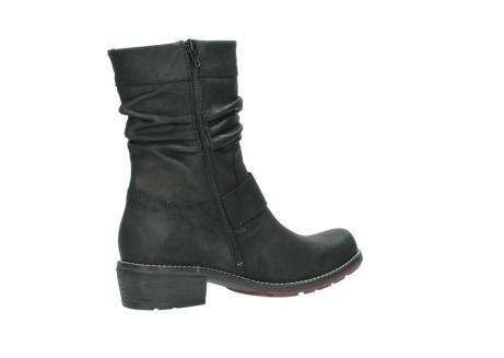 wolky halfhoge laarzen 0526 desna 100 zwart geolied nubuck_11