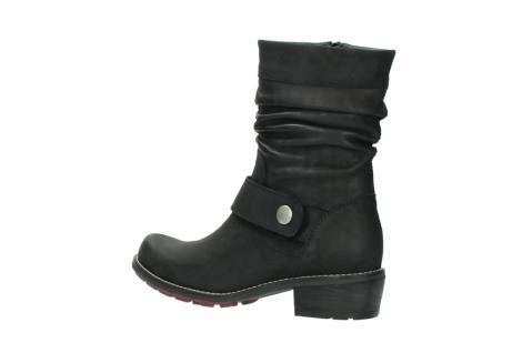 wolky halfhoge laarzen 0526 desna 100 zwart geolied nubuck_3