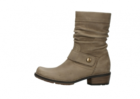 wolky halbhohe stiefel 0526 desna 115 taupe geoltes veloursleder_1