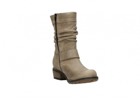 wolky halbhohe stiefel 0526 desna 115 taupe geoltes veloursleder_17