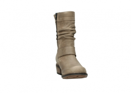 wolky halbhohe stiefel 0526 desna 115 taupe geoltes veloursleder_18