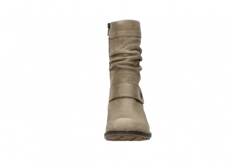 wolky halbhohe stiefel 0526 desna 115 taupe geoltes veloursleder_19