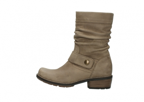 wolky halbhohe stiefel 0526 desna 115 taupe geoltes veloursleder_2