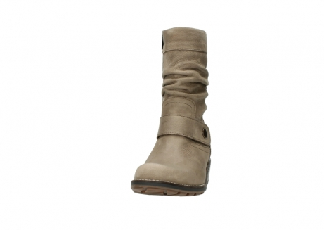 wolky halbhohe stiefel 0526 desna 115 taupe geoltes veloursleder_20
