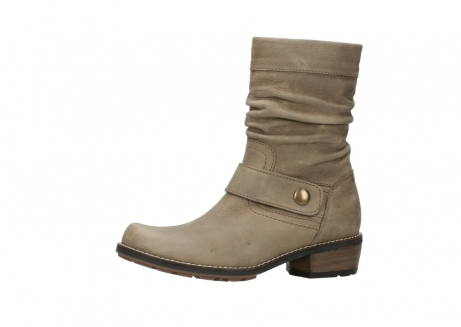wolky halbhohe stiefel 0526 desna 115 taupe geoltes veloursleder_24