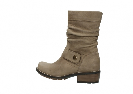 wolky halbhohe stiefel 0526 desna 115 taupe geoltes veloursleder_3