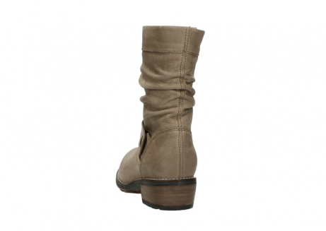 wolky halbhohe stiefel 0526 desna 115 taupe geoltes veloursleder_6