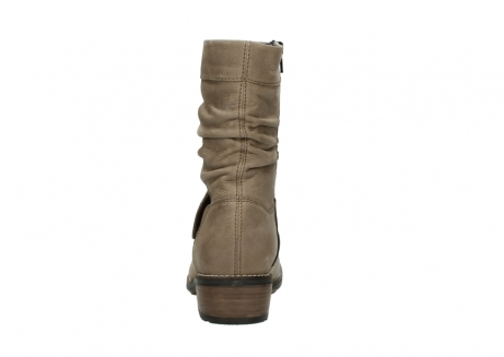 wolky halbhohe stiefel 0526 desna 115 taupe geoltes veloursleder_7
