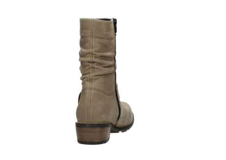 wolky halbhohe stiefel 0526 desna 115 taupe geoltes veloursleder_8
