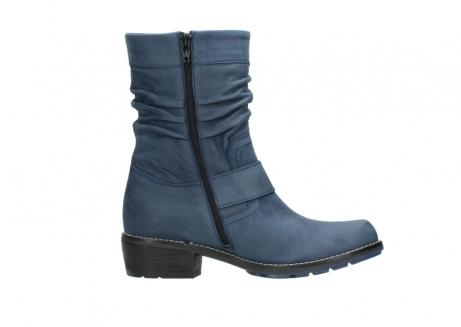 wolky halfhoge laarzen 0526 desna 180 donkerblauw geolied nubuck_13