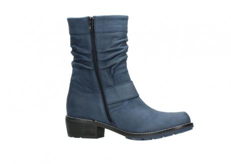 wolky halfhoge laarzen 0526 desna 180 donkerblauw geolied nubuck_14