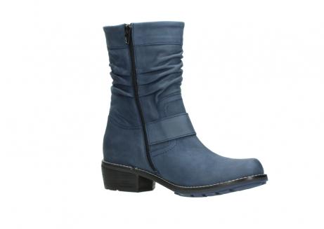 wolky halfhoge laarzen 0526 desna 180 donkerblauw geolied nubuck_15