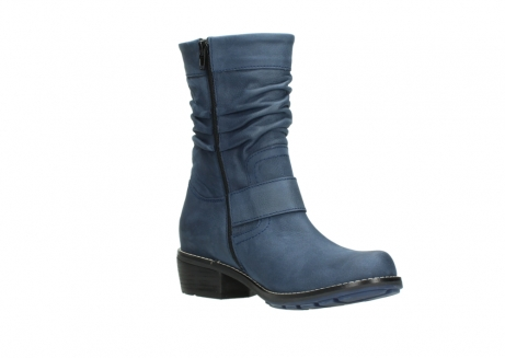 wolky halfhoge laarzen 0526 desna 180 donkerblauw geolied nubuck_16
