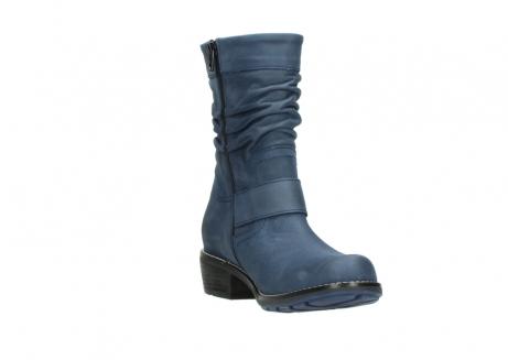 wolky halfhoge laarzen 0526 desna 180 donkerblauw geolied nubuck_17
