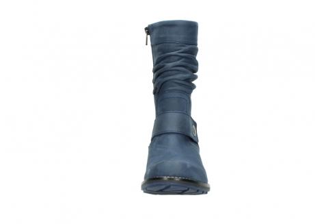 wolky halfhoge laarzen 0526 desna 180 donkerblauw geolied nubuck_19