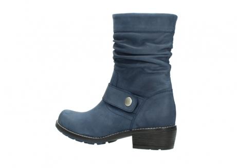 wolky halfhoge laarzen 0526 desna 180 donkerblauw geolied nubuck_3