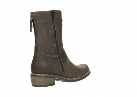 wolky halbhohe stiefel 0572 lis 515 taupe geoltes leder_10
