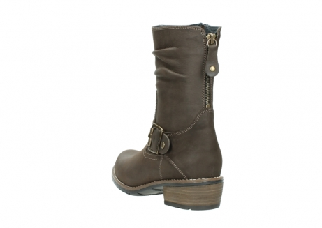 wolky halbhohe stiefel 0572 lis 515 taupe geoltes leder_5