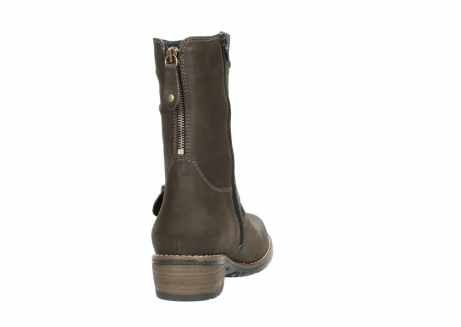 wolky halbhohe stiefel 0572 lis 515 taupe geoltes leder_8