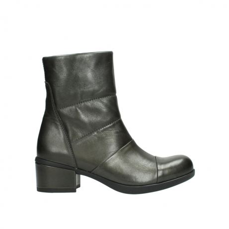 wolky mid calf boots 06030 amsterdam 30203 lead graca leather