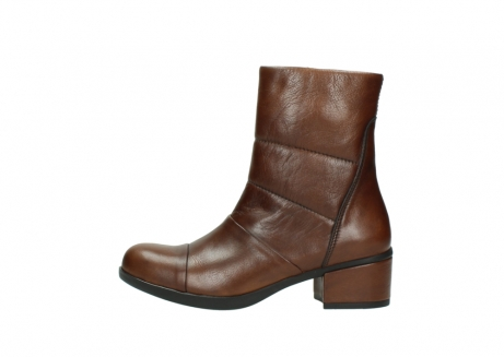 wolky mid calf boots 06032 amsterdam cw 20430 cognac leather cold winter warm lining_1