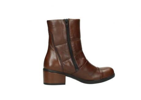 wolky mid calf boots 06032 amsterdam cw 20430 cognac leather cold winter warm lining_12