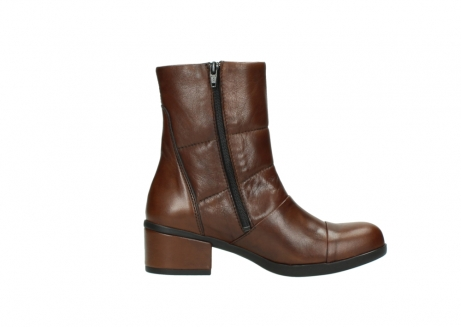 wolky mid calf boots 06032 amsterdam cw 20430 cognac leather cold winter warm lining_13