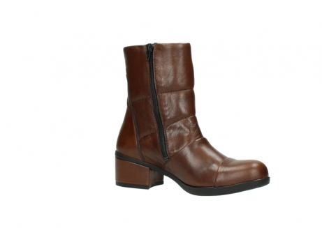 wolky mid calf boots 06032 amsterdam cw 20430 cognac leather cold winter warm lining_15