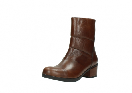 wolky mid calf boots 06032 amsterdam cw 20430 cognac leather cold winter warm lining_22