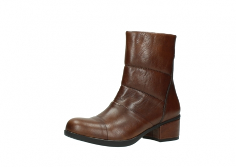 wolky mid calf boots 06032 amsterdam cw 20430 cognac leather cold winter warm lining_23