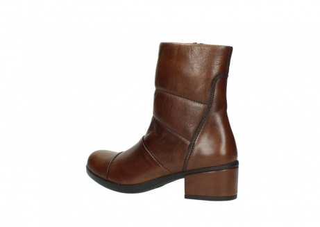 wolky mid calf boots 06032 amsterdam cw 20430 cognac leather cold winter warm lining_3