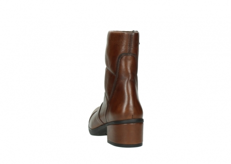 wolky mid calf boots 06032 amsterdam cw 20430 cognac leather cold winter warm lining_6