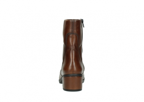 wolky mid calf boots 06032 amsterdam cw 20430 cognac leather cold winter warm lining_7