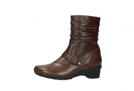 wolky mid calf boots 07655 florida cw 20430 cognac leather cold winter warm lining_1