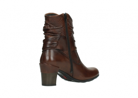 wolky mid calf boots 07741 mendez 20430 cognac leather_10