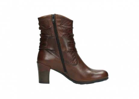 wolky mid calf boots 07741 mendez 20430 cognac leather_13