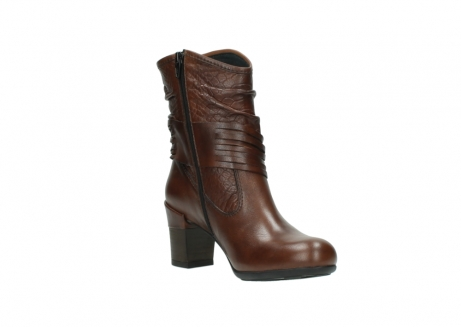 wolky mid calf boots 07741 mendez 20430 cognac leather_16