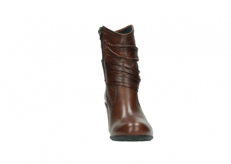 wolky mid calf boots 07741 mendez 20430 cognac leather_18