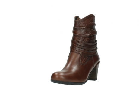 wolky mid calf boots 07741 mendez 20430 cognac leather_21