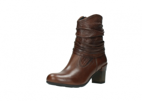 wolky mid calf boots 07741 mendez 20430 cognac leather_22