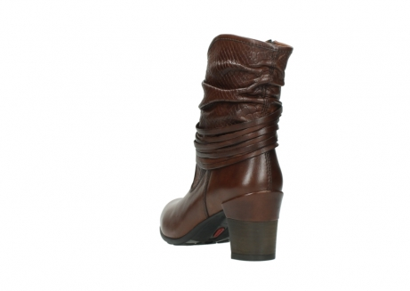 wolky mid calf boots 07741 mendez 20430 cognac leather_5