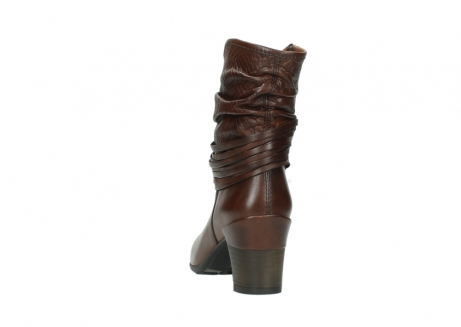 wolky mid calf boots 07741 mendez 20430 cognac leather_6