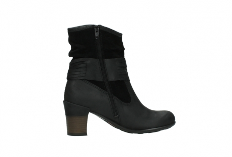 wolky mid calf boots 07741 mendez 40000 black suede_12