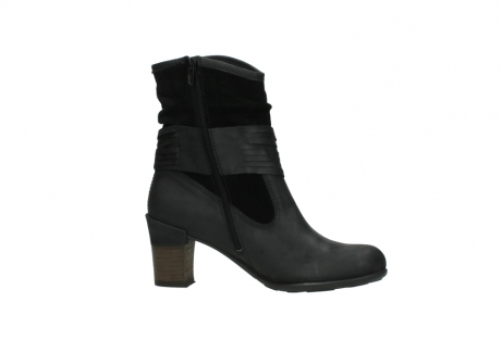 wolky mid calf boots 07741 mendez 40000 black suede_14