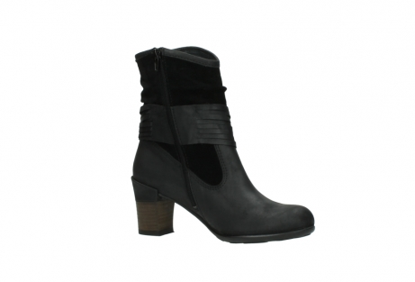 wolky mid calf boots 07741 mendez 40000 black suede_15