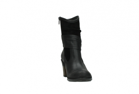 wolky mid calf boots 07741 mendez 40000 black suede_18