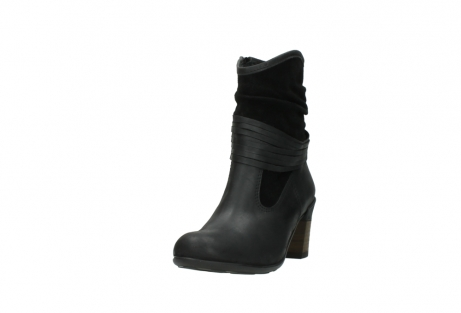 wolky mid calf boots 07741 mendez 40000 black suede_21
