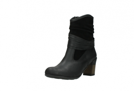 wolky mid calf boots 07741 mendez 40000 black suede_22