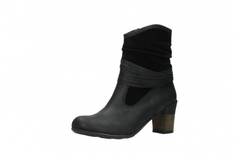 wolky mid calf boots 07741 mendez 40000 black suede_23
