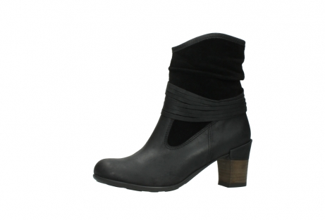 wolky mid calf boots 07741 mendez 40000 black suede_24
